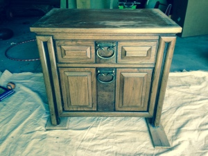 Thomasville 1968 Nightstand - Just waiting for a little TLC
