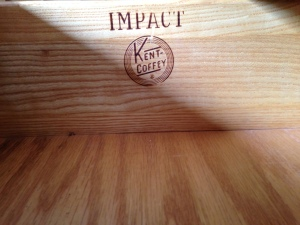 Kent-Coffey 'Impact' Highboy Dresser
