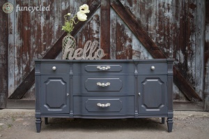 funcycled gray buffet