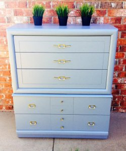 midcentury chest of drawers shelleychic