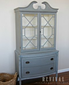 duncan china cabinet revival market home