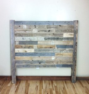 reclaimed wood headboar jnmrusticdesigns