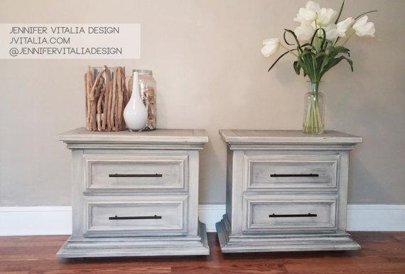 pair nightstands vitalia design