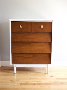 tall mid century dresser exeter fields