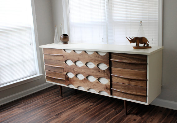 elipse walnut dresser revitalized artistry