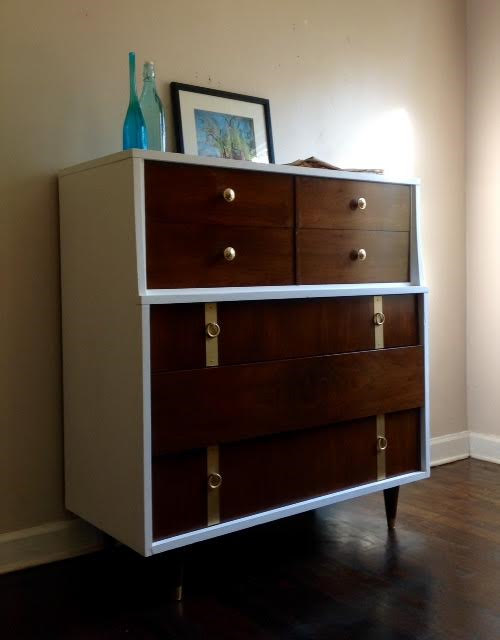 kroehler highboy